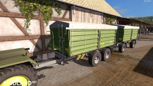 Fliegl Trailer Set DH v 1.0, 3 photo
